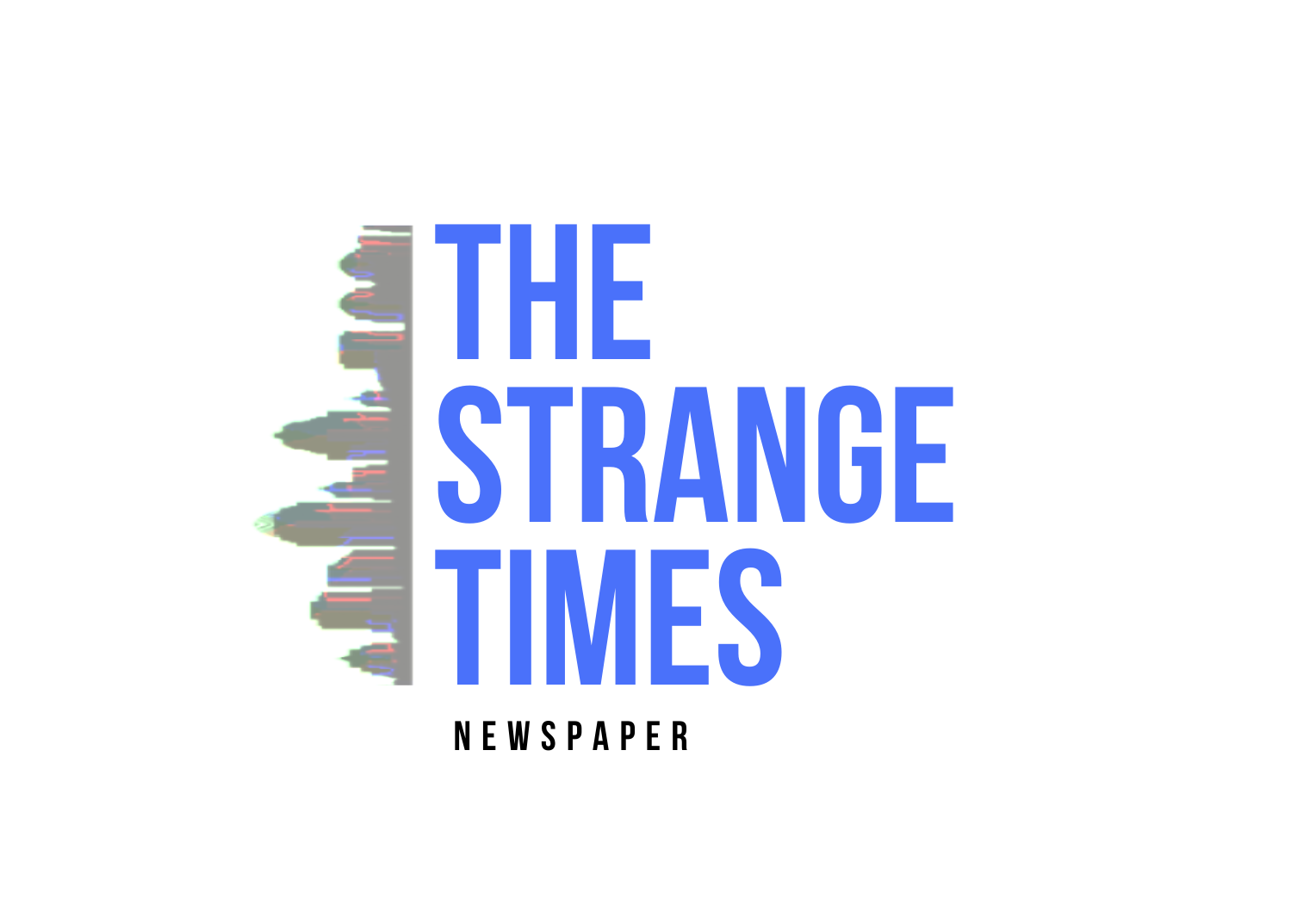 The Strange Times Newspaper