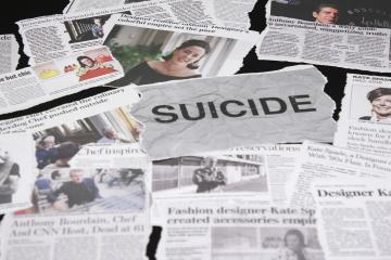 A new study by researchers at Nationwide Children's Hospital found newspaper articles about the suicide deaths of Kate Spade and Anthony Bourdain did not follow the majority of suicide reporting guidelines or include critical components like mental health resources or even the number to the National Suicide Prevention Lifeline or Crisis Text Line.