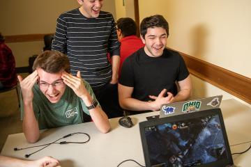 Bobcat Esports laptops