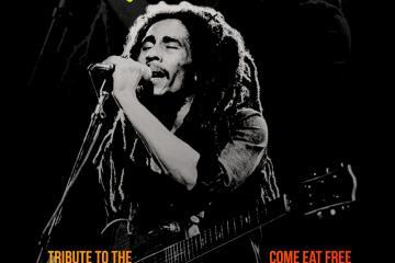Bob Marley Day poster