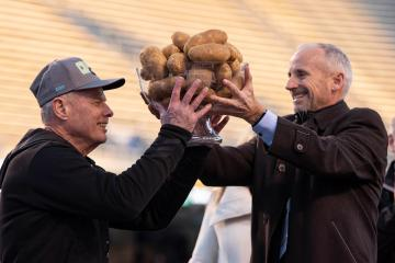 potato bowl trophy