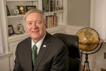 President M. Duane Nellis