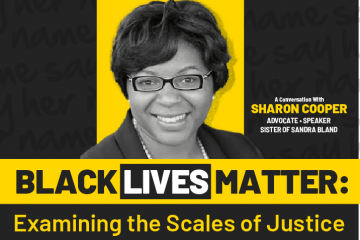 Black Lives Matter: Examining the Scales of Justice