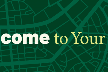 Welcome to Your City banner