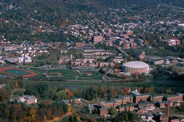 Campus Aerial Shot