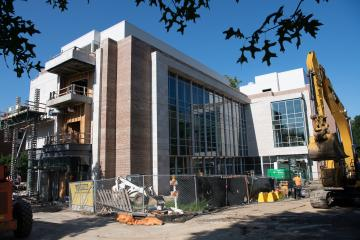 August 2020 New Chemistry Building