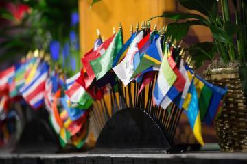 International Education Week virtual