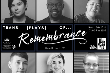 Trans [Plays] of Remembrance Festival