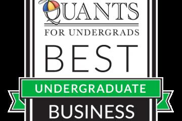 Poets&Quants For Undergraduates Best Undergraduate Business Schools Badge