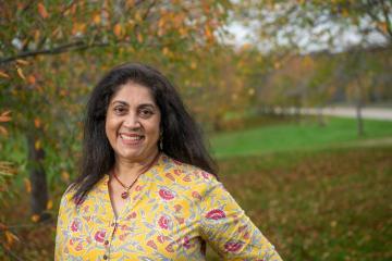 Dr. Christine Suniti Bhat