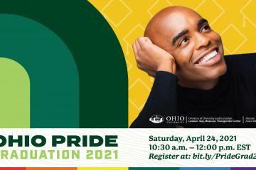 OHIO Pride Graduation Spring 2021