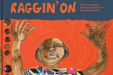 Raggin' On  book cover