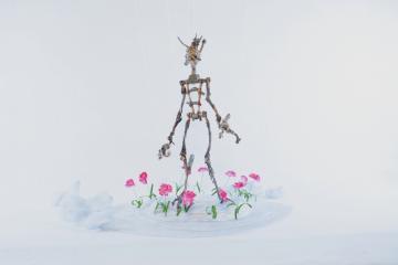 Bramble puppet