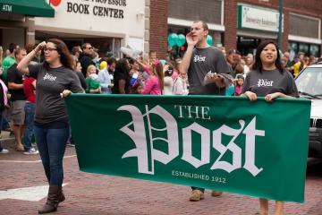 The Post at Homecoming 2013