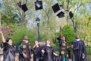 Linguistics graduates