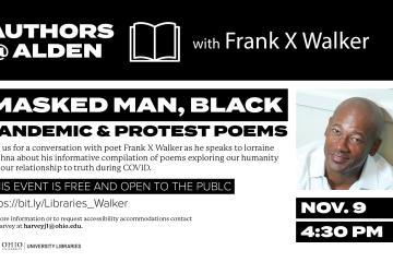Frank X. Walker poster