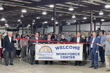 Fairfield County Workforce Center opening